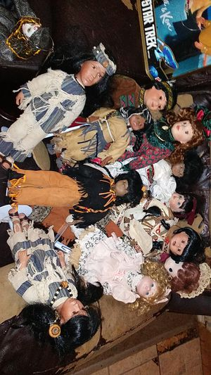 Porcelain dolls for Sale in Fort Worth, TX
