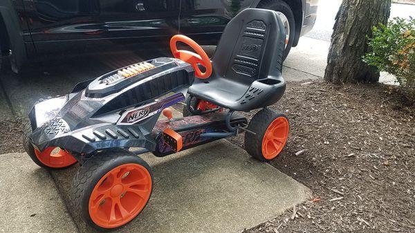 Nerf Car