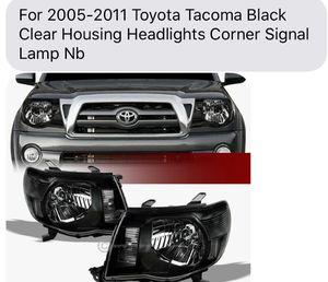 Toyota Tacoma pk 05-11 new headlights for Sale in Hayward, CA