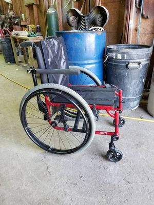 Wheelchair like new for Sale in Eldorado, IL