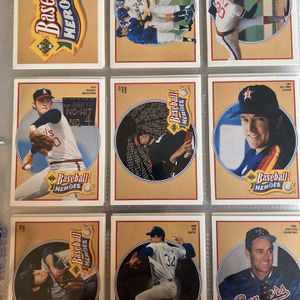 Baseball Heroes Card Lot for Sale in Delray Beach, FL