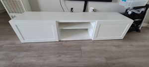 White TV stand for Sale in Downey, CA