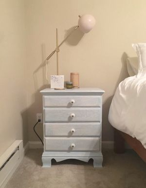 Refinished Antique Nightstand for Sale in Santa Clara, CA