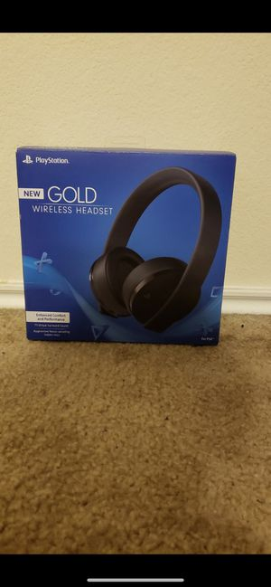 PlayStation headphones for Sale in Pflugerville, TX