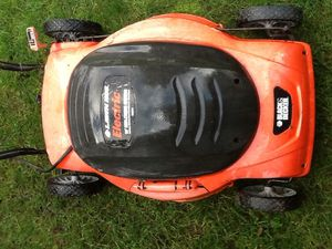 Electric lawnmower for Sale in Renton, WA