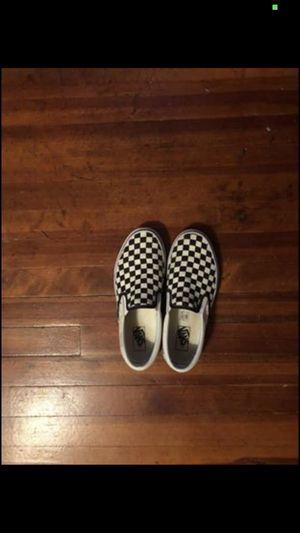 Women's Van sneakers for Sale in Prattsburgh, NY