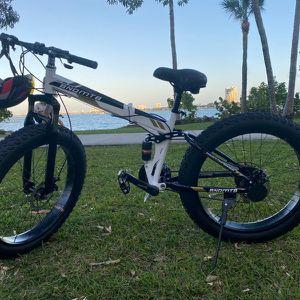 """Gunsrose 26"""" Folding Fat Tire Bikes for Sale in Miami, FL"""