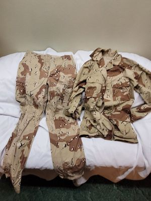 BDU Coat/pants set for Sale in Yelm, WA