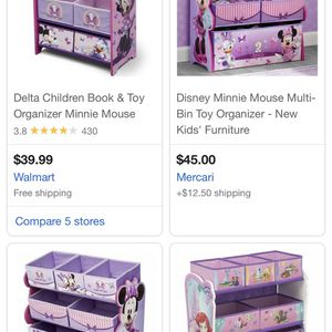 Minnie Mouse Bowtique for Sale in Sarasota, FL
