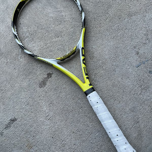 Head Extreme Pro Stock Microgel Brand New Tennis Racket