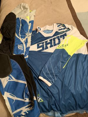 Shot Motorcycle Gear Quad Pants Jersey for Sale in Phelan, CA