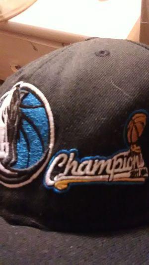 2b488f09f8054 Mavericks 2011 championship collecter hat for Sale in El Paso