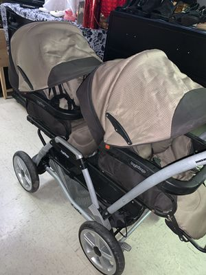 Ped Perego Double Stroller for Sale in Houston, TX