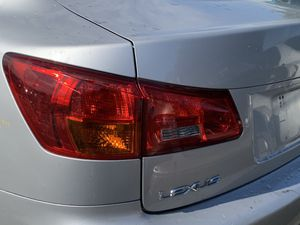 2006 2007 2008 Lexus IS 350 IS250 tail lights for Sale in Los Angeles, CA