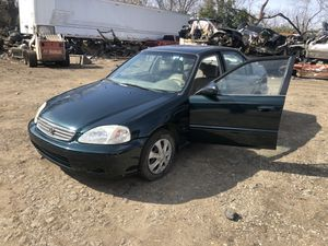 2000 Honda Civic for Sale in Dallas, TX