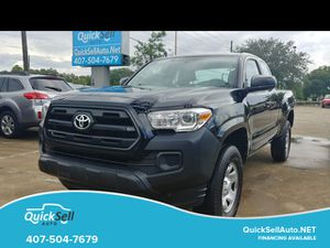 2017 Toyota Tacoma Access Cab for Sale in Apopka, FL