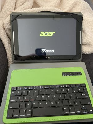 Acer Tablet for Sale in Bristow, VA