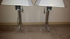 NEW - Pair of Lamp & Shades for Sale in Kent, WA