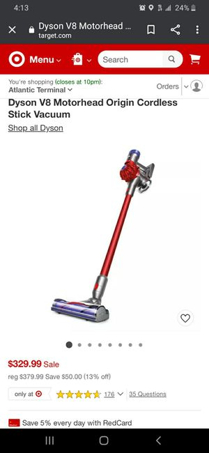 Brand new Dyson v8 wireless vacuum for Sale in Queens, NY