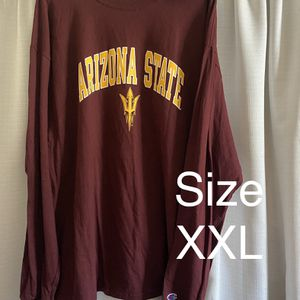 Men's Champion Arizona State Long Sleeve for Sale in Whittier, CA