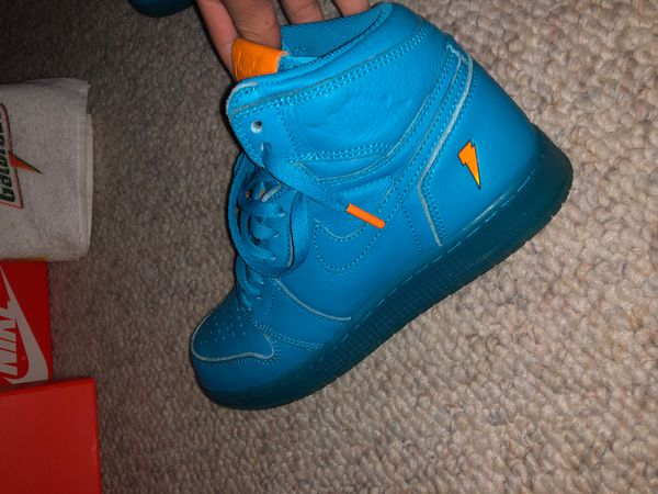 Jordan Gatorade 1 High Size 6