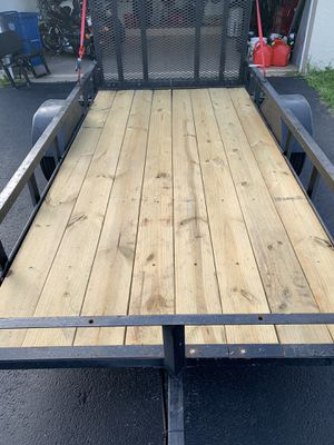 5x10 flatbed trailer for Sale in Fort Lauderdale, FL