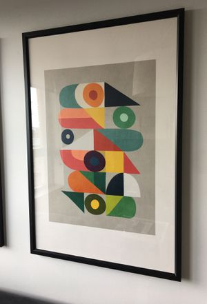 Large framed brand new artwork- new lowered price!! for Sale in Boston, MA