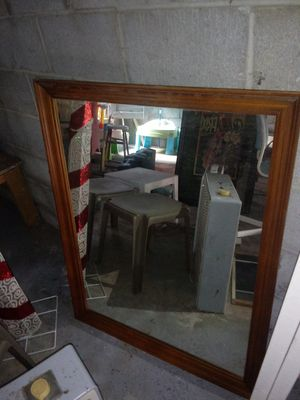 Big wall mirror for Sale in Pittsburgh, PA