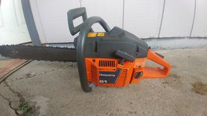Husqvarna 61 chainsaw for Sale in Gresham, OR
