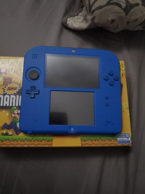 NINTENDO 2DS (27 GAMES INCLUDED) (PICK UP) for Sale in Maricopa, AZ