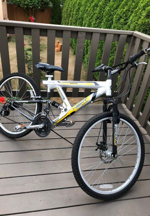 Full Suspension Mountain Bike Like New!!! for Sale in Portland, OR