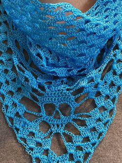 Beautiful Crochet Sugat Skull Neckerchief Scarf for Sale in Chicago,  IL