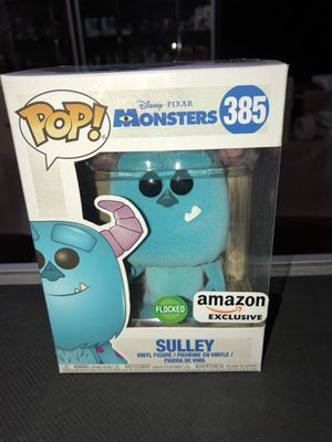 Sulley Disney Monsters Inc Funko Pop #385 Amazon Exclusive for Sale in La Habra Heights, CA
