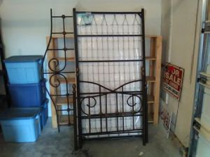 Bed and Shelves for Sale in Wardsville, MO