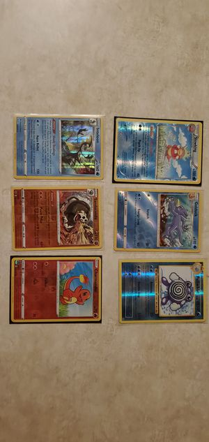 11 holo pokemon cards for Sale in Lakeland, FL