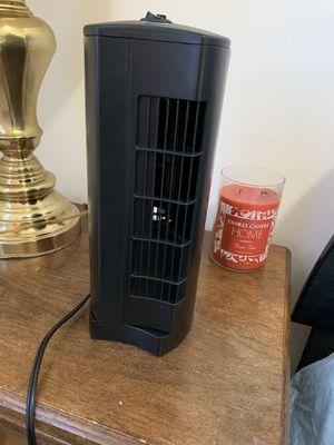 12 inches oscillating mini tower fan - Intertek for Sale in Bakersfield, CA