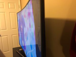 """Samsung curve tv 55"""" for Sale in Lake Mary, FL"""
