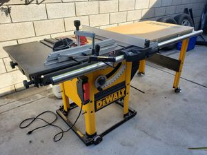 DeWalt DW 746 Table Saw for Sale in Westminster, CA