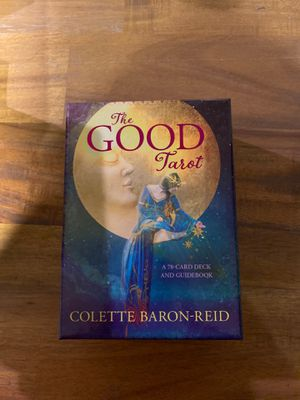 The Good Tarot 78-Cards & Guidebook for Sale in Westminster, CA