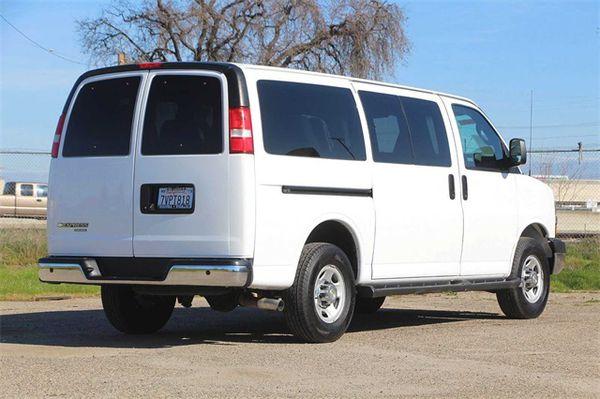 2016 Chevrolet Express 2500