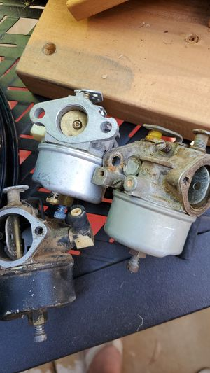 Tecumseh carburetors tractor lawn mower for Sale in Mission Viejo, CA