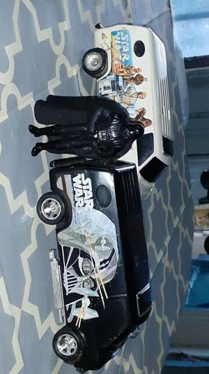 Vintage star wars vehicles and accessories for Sale in Canton, OH