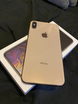 iPhone XS MAX 256GB for Sale in Fresno, CA