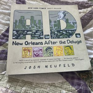 A.D New Orleans After the Deluge for Sale in New Hyde Park, NY
