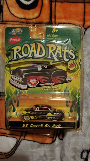Road Rats 53 Chevy Bel-Air, homies,general, antiques, toys, collectors, kids, hotwheels, electronics, jada toys, locsters, matchbox for Sale in Norwalk, CA