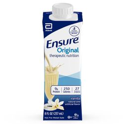 Ensure Vanilla 8 FL OZ (brings 24 in a Case) for Sale in Boston,  MA