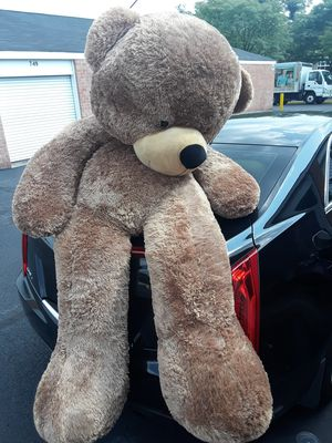 Giant teddy bear company bear 6 ft for Sale in VA, US