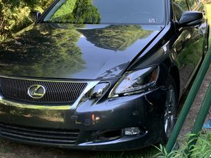Ez fix 2010 Lexus GS 350 all wheel drive 73000 original miles salvage rebuilder deer damage runs drives perfect for Sale in PA, US