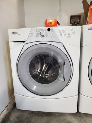 Whirlpool front load washer and dryer for Sale in Castro Valley, CA