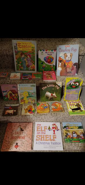 Kids books - PLEASE MAKE OFFER for Sale in Cromwell, CT